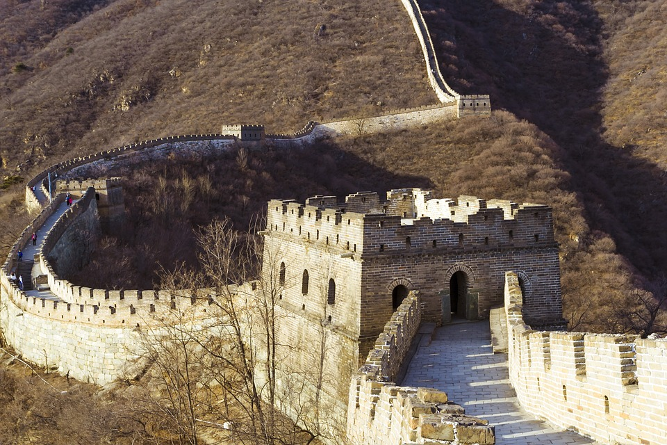 Stroll along the Great Wall for a look into Chinese history