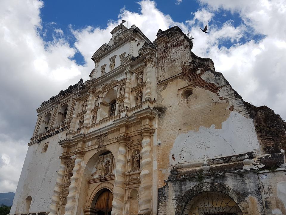 Antigua Guatemala UNESCO World Heritage Site