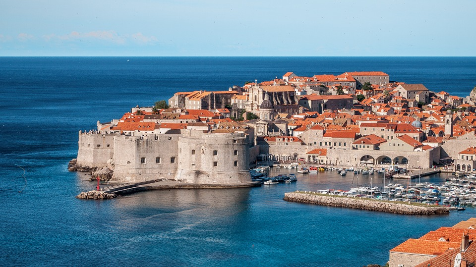 Amazing Dubrovnik old town
