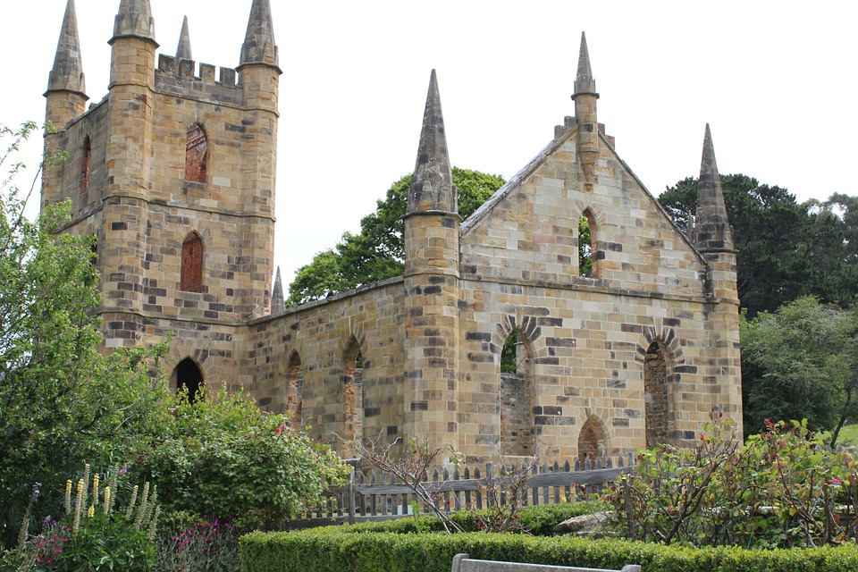 Port Arthur - take a guided walking tour of the historic convict site