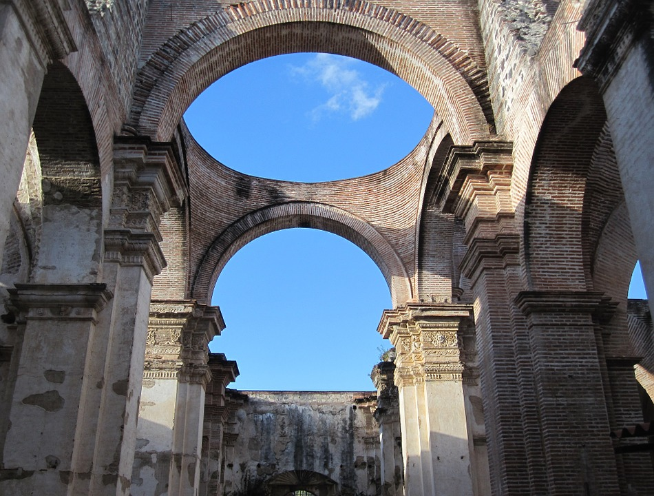 Visit the Colonial City of Antigua, a UNESCO World Hertiage Site